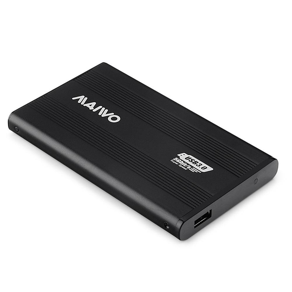 MAIWO K2501 2.5 '' Hard Drive 5Gbps SATA USB 3.0 External Hard Drive Disk Enclosure Case Hard Drive For Computer Laptop PC Newst
