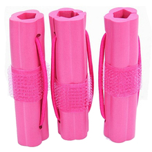 6pcs Magic Foam Sponge Hair Curler DIY Wavy Travel Home Use Soft Rollers Styling Tools