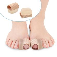 Big Toe Sleeve Basketball Sport Separator Hallux Valgus Bunion Orthoses Corrector Toes Adjuster Foot Stretcher