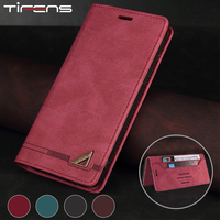 Luxe Leather Case Voor Samsung Galaxy A5 J3 J5 J7 2017 A6 A7 A8 J8 J6 2018 F62 M62 M31 m31S Magnetische Flip Card Slot Telefoon Cover