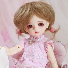 BJD SD muñeca Napi Moti 1/6 YoSD cuerpo modelo bebé niñas niños resina juguete alta calidad tienda de moda fija  los dientes