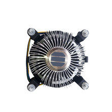 CPU Fan System Heatsink Useful Office Computer Components Universal Cooler Accessories Radiator Aluminum Quiet Home For Intel(China)