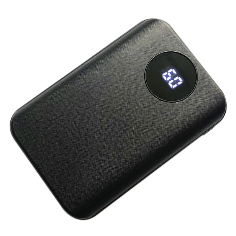 DIY Case Battery-Shell Power-Bank Backup Fast-Charging Portable External 2A 18650
