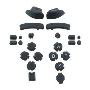 Image 5 - YuXi For NS Joy Con SL SR L R ZL ZR Trigger Full Set Buttons ABXY Direction Keys Button Replacement For Nintend Switch Joycon