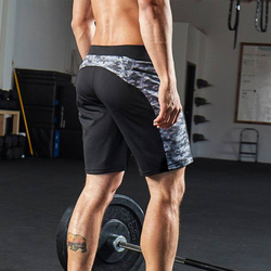 New Jogging Shorts Men Jogger Quick Dry Fitness Bodybuilding Sweatpants Gym Sporting Shorts for Mens Training Short Pants
