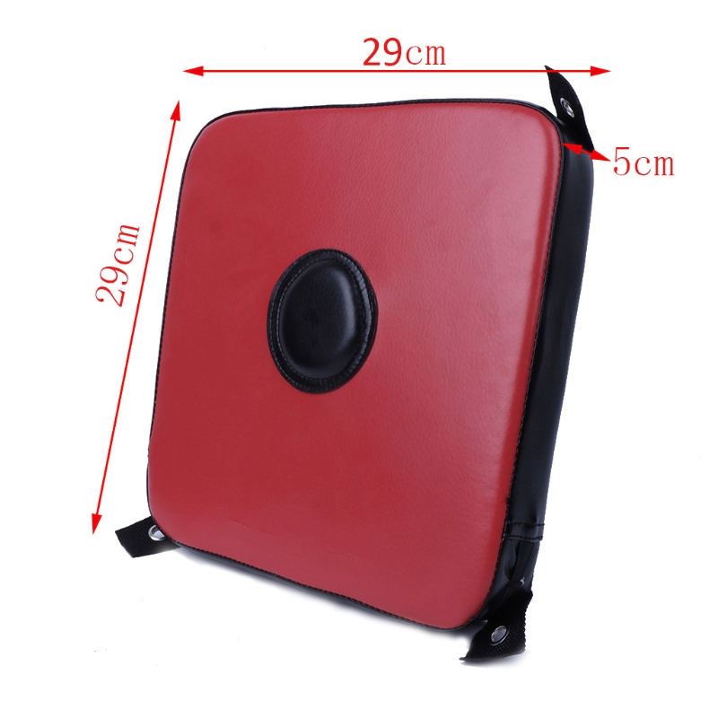 Boxing Bag Solid Portable Wall Focus Targets Square Fitness Training Sports Foam