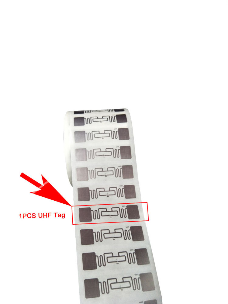 Uhf-Tag-Sticker Alien RFID Long-Range H3 Wet-Inlay EPC Global 100pcs/Lot Gen2 ISO18000-6C