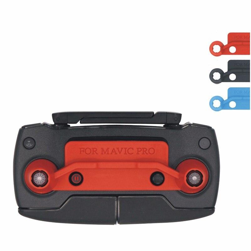 For DJI Mavic Pro Remote Controller Joysticks Thumb Rocker Holder Protector Transmitter Bracket For DJI Mavic Pro Accessories