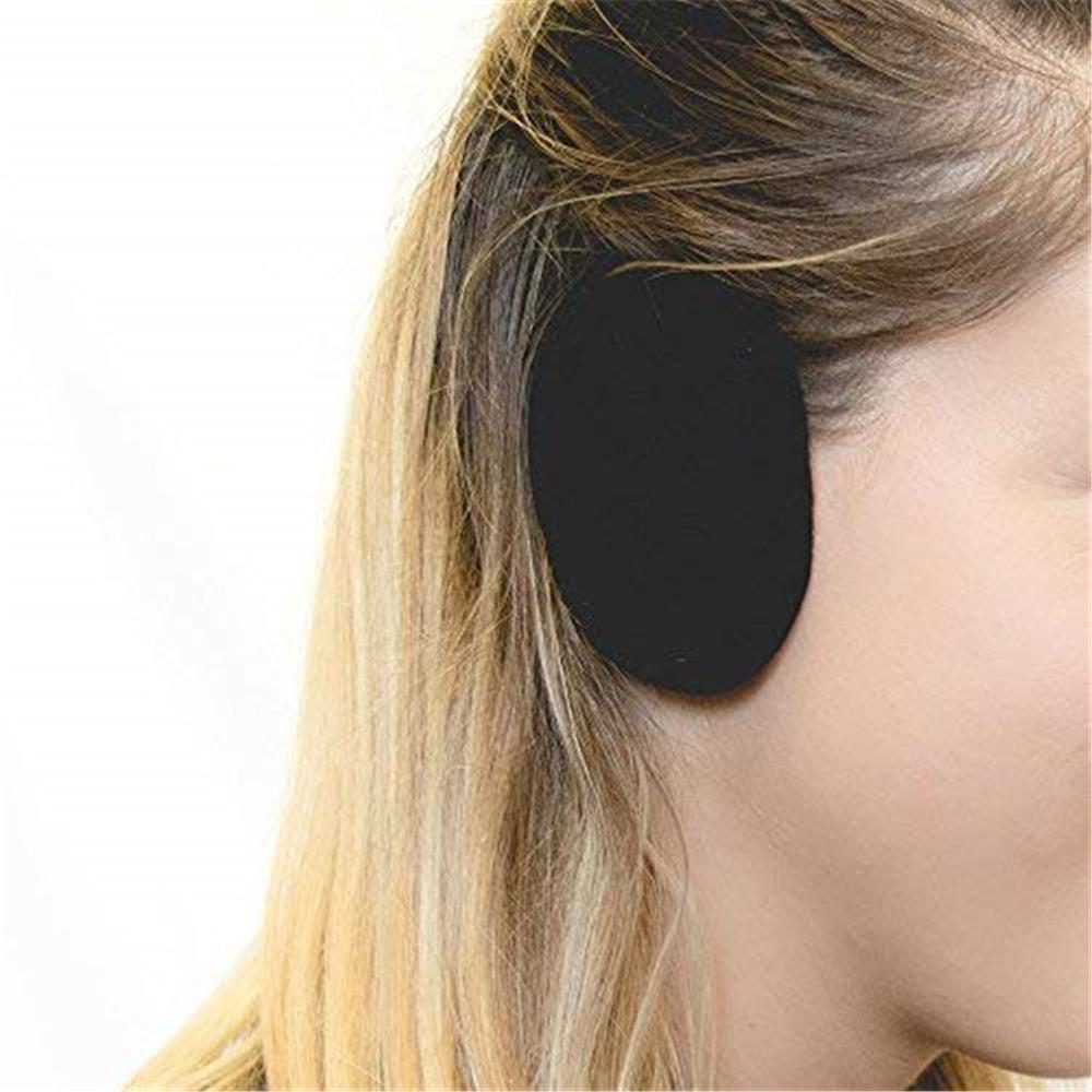 Ear Muffs Seamless Earmuffs Fleece Strapless Ear Cover Fleece Ear Warmer Earmuffs For Winter Oorwarmers  #20F19