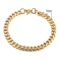 7mm Gold
