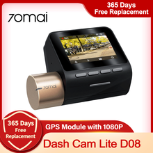 70mai Dash Cam Lite Global Versie 1080P Hd Nachtzicht Auto Dvr Gratis Wifi 70mai App Connnection Smart Dashcam parking Monitor
