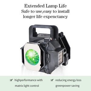 Image 3 - GRAND Compatible projector lamp bulb for EPSON ELPLP49 EH TW3600 PowerLite HC 8350 EH TW3200 with housing