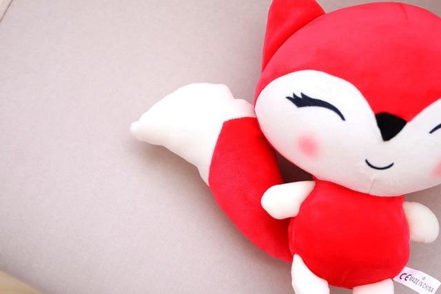 Kawaii Dolls Stuffed Animals & Plush Toys for Girls Children Boys Toys Plush Pillow Fox Stuffed Animals Soft Toy Doll