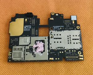 """Image 2 - Original mainboard 4G RAM+64G ROM Motherboard for AGM X1 IP68 Snapdragon 617 Octa Core 5.5""""FHD free shipping"""