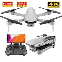 Dron F3 con GPS, 4K, 5G, WiFi, vídeo en vivo, FPV, Quadrotor de vuelo, 25 minutos de distancia, 2020 m, cámara Dual gran angular HD, novedad de 500