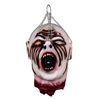 Halloween Scary Halloween Hanging Decor Pirates Corpse Skull Haunted House Bar Home Garden Spooky Hanging Decors Ghost Head