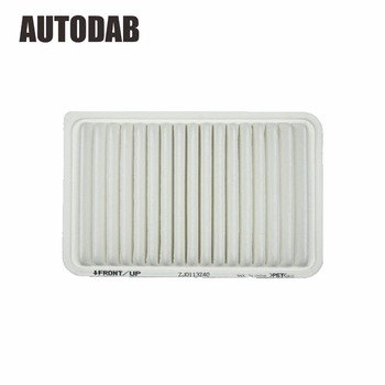 High-quality air filter for MAZDA 3 Saloon 1.6 MAZDA 2 1.3 1.5 Mazda M3 1.6 M2 hatchback Ford Fiesta ZJ01-13-Z40 PK106 image