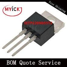 10 шт. IXTP220N055T2 предварительная техническая информация TrenchMVTM мощность MOSFET микросхема