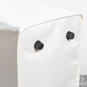 Image 5 - Shushi hotselling składany kosz na pranie wodoodporny wielofunkcyjny narożnik szczupły kosz na pranie brudny pojemnik na ściereczki kosz