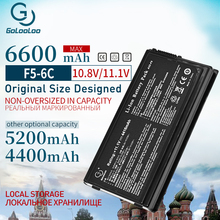 Buy 4400mAh Laptop Battery For Asus  X50 X50C X50M X50N X50SL 90-NLF1B2000Y A32-F5 F5 F5C F5GL F5M F5R F5N F5RI F5SL F5V F5Z directly from merchant!