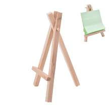 Wooden Easel Display-Holder Card-Stand Table Party-Decoration Wedding Mini for 1pcs