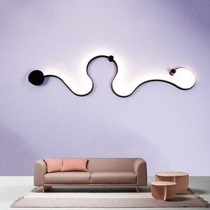 Image 5 - ノベルティ表面実装現代の Led 天井リビングルームライトベッドルームフィクスチャ屋内ホーム装飾 Led シーリングランプ