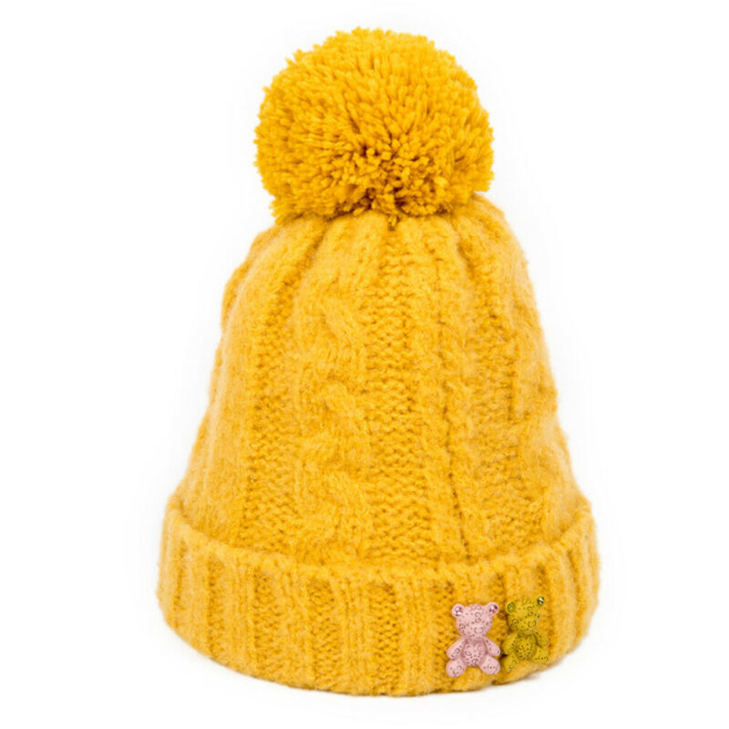 Newborn Toddler Infant Baby Girl Boy Winter Warm Crochet Knit Hat Beanie Cap