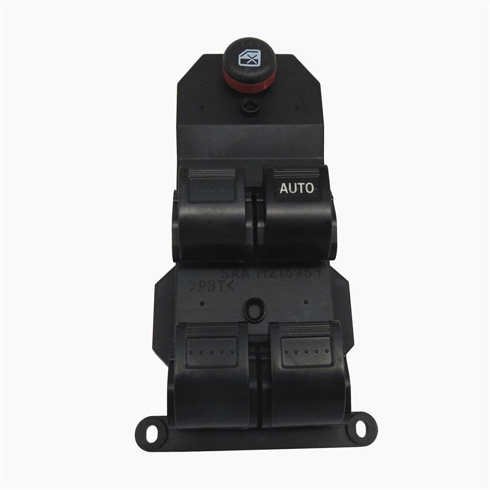 Переключатель управления боковым стеклоподъемником FaroeChi LHD и RHD, подходит для Honda Civic, автомобиля 35750-SAE-P03, для автомобилей Honda Civic, для автомоб...