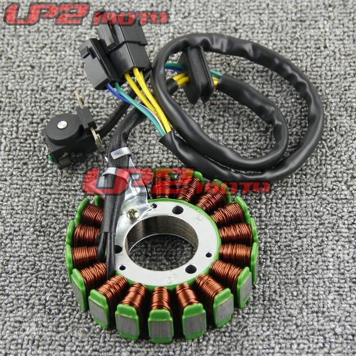 Bobine de redresseur de magnéto d'allumage de générateur de moto pour GN125 GS125 TU125