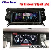 Car Radio Multimedia Player Android For Land Rover Discovery Sport L550 2014 2020 Audio GPS IPS Screen CarPlay Navigation System