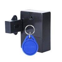 Unsichtbare RFID Freies Öffnung Intelligente Sensor Schrank Sperre Locker Schrank Schuh Schrank Schublade Türschloss Elektronische Dark Schloss (B-in Elektroschloss aus Sicherheit und Schutz bei