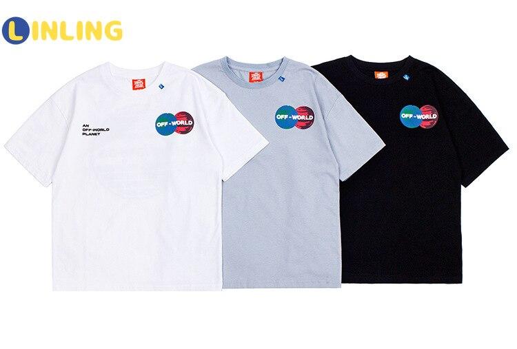 LINLING Fashion  Cotton Kids Costume Cartoon Prints Children's T-shirt Summer Soft Cotton Boys T Shirt V241 4