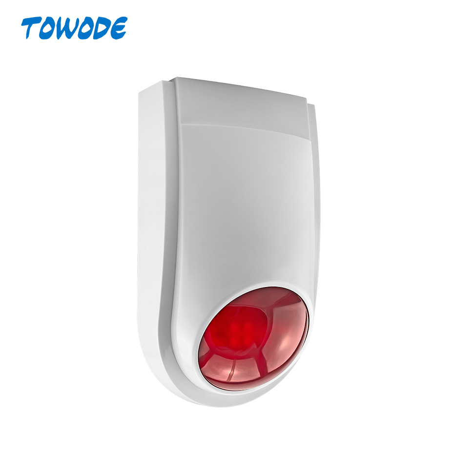 Towode G90B GSM WIFI Remote Control Smart Home Security with Workable with RFID Wireless Keypad 3