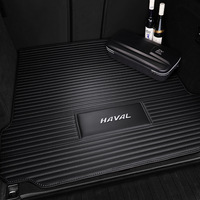 Great Wall Hover Harvard Only Car H1 Fully Surrounded Trunk Mat Trunk Coaster Waterproof 2018