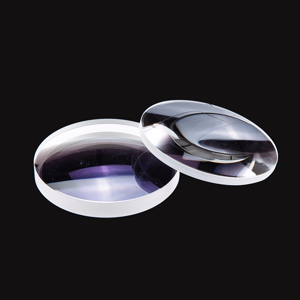 Optical Glass Objective Lens  Double Separation Lens for DIY Telescope 106F600