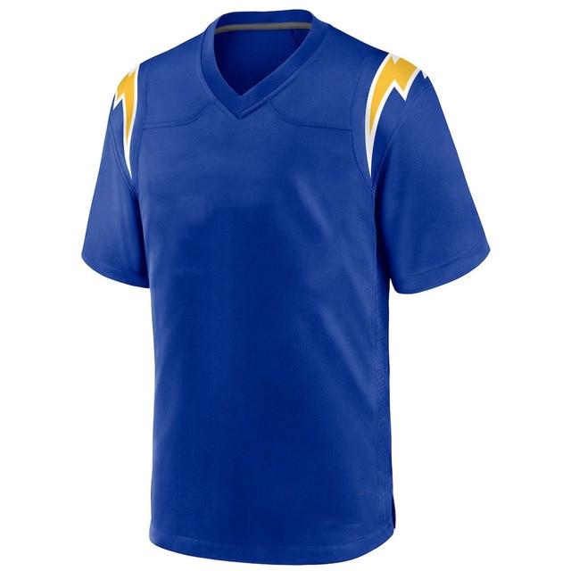 Couleur 2020 nouveau Football américain Los Angeles maillot Derwin James Jr Austin Ekeler Keenan Allen Joey Bosa Justin Herbert maillots