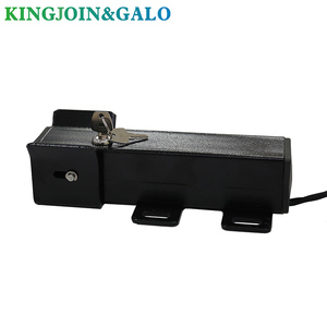 Image 4 - DC24V Electric Gate Latch Lock for Swing Gates Double or Single leaf
