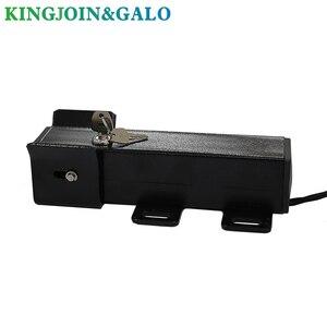 Image 4 - 스윙 게이트 용 DC24V 전기 게이트 래치 잠금 장치 이중 또는 단일 리프
