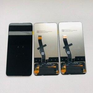 Image 5 - Pantalla LCD de 6,59 pulgadas para Huawei Y9 Prime 2019 STK LX1 honor 9X STK L21 Original, piezas de montaje y herramienta de digitalizador con pantalla táctil, color negro