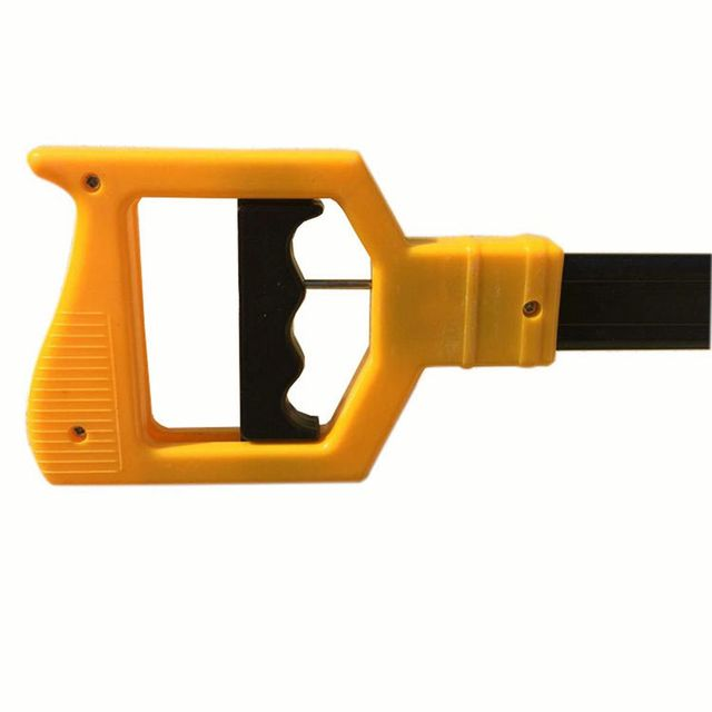 55CM Robot Telescopic Claw Hand Grabber Stick Kid Boy Toys Hand Wrist Strengthen DIY Robot Grab Plastic Baby Action Toy Parts 5