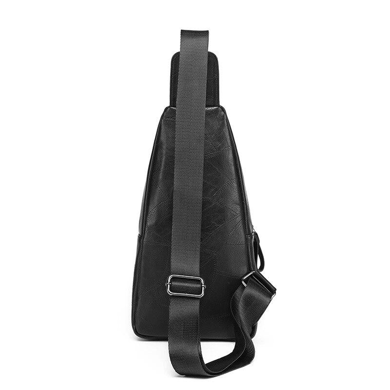 Katypaul Chest Pack Men's Korean-style Trendy Bag Guangzhou Casual Shoulder Bag Backpack Sports Men's Bag