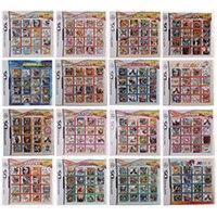 Hepsi 1 derleme Video oyunu kartuşu kart Nintendo DS için süper Combo çok sepeti