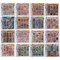 Tutto in 1 Compilation Cartuccia Del Video Gioco Card per Nintendo Ds Super Combo Multi Carrello