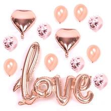 Wedding Room Decoration Balloons 15pcs /set
