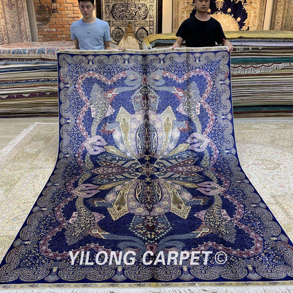 Yilong 6.56'x9.84 'Χειροποίητο χαλί - Αρχική υφάσματα