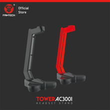 FANTECH AC3001 Headphone Bracket Multifunction Support For Headphone Mechanically Stable Structure For Office Gaming Headphones