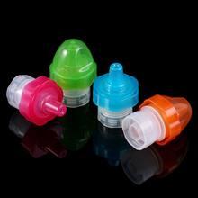 Adaptateur de bouteille pour enfants, dispositif à l'épreuve des feuilles de mamelon, capuchon Portable, fourniture d'eau pour les voyages en plein air