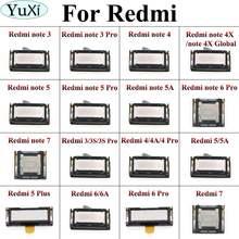Yuxi 2 шт Встроенные наушники наушник верхний динамик для xiaomi