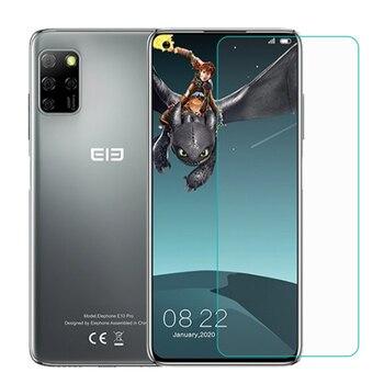 Перейти на Алиэкспресс и купить Закаленное стекло для Elephone E10 Pro Защитная пленка для Elephone E10 Защитная пленка для экрана