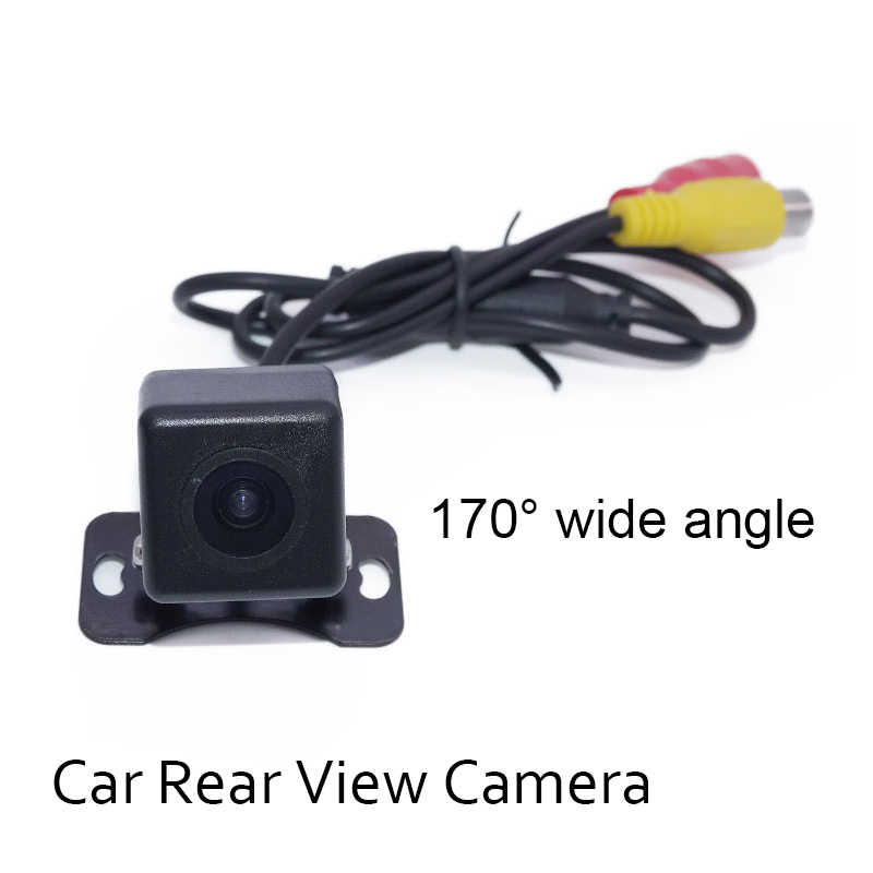HD CCD universele achter backup camera Auto Reverse Achteruitrijcamera Rear View Backup Parkeergelegenheid Camera HD CCD Nachtzicht